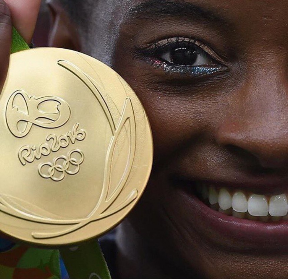 Simone Biles Motivation Monday image