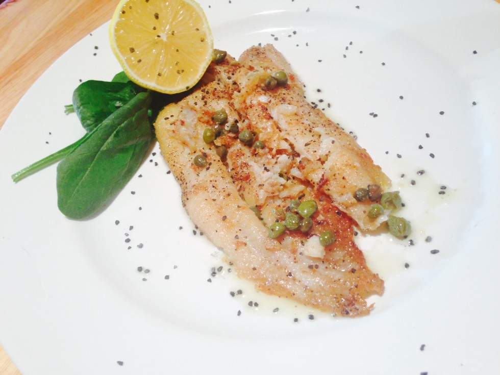 pan fish photo
