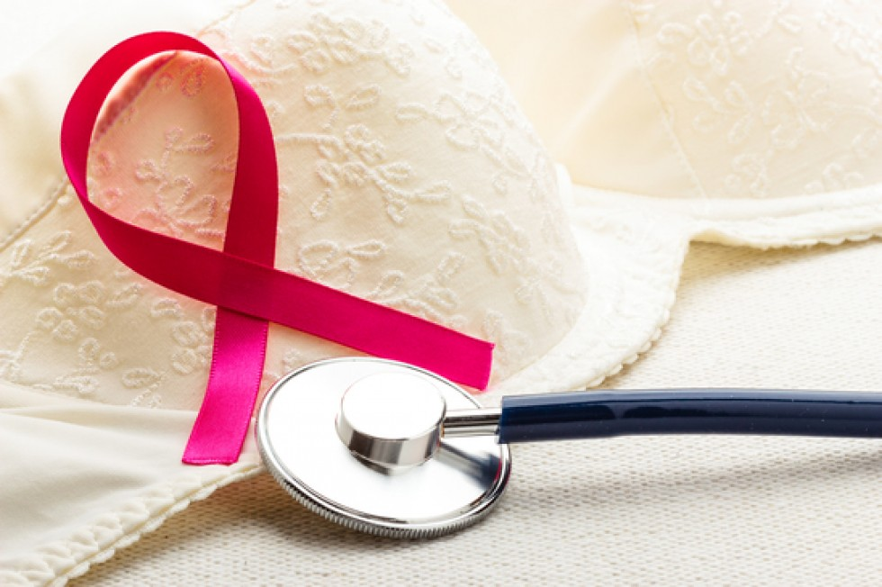 Breast cancer early detection image